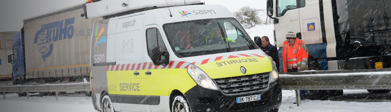Assistance : service hivernale