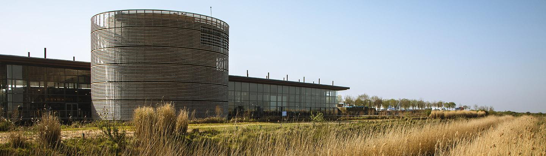 Aire d'autoroute : A16 Aire de la Baie de Somme