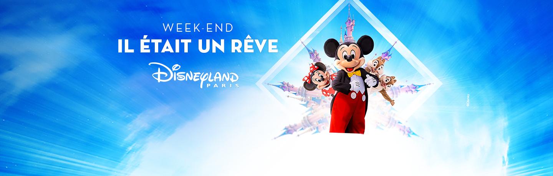 Jeu Disneyland Paris